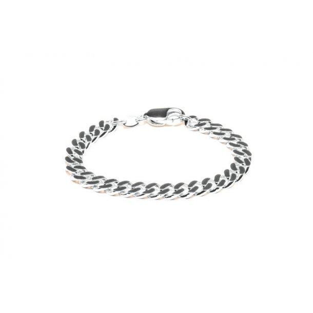 Frederik IX Chunky armbånd sølv - DMV0318RH