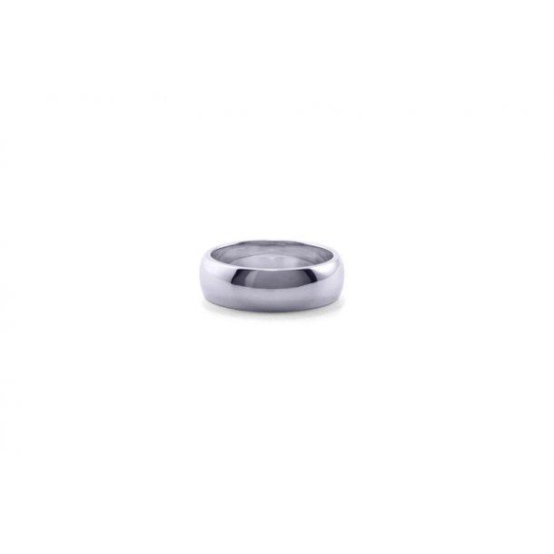 Frederik IX Class ring i sølv - DMN0295RH