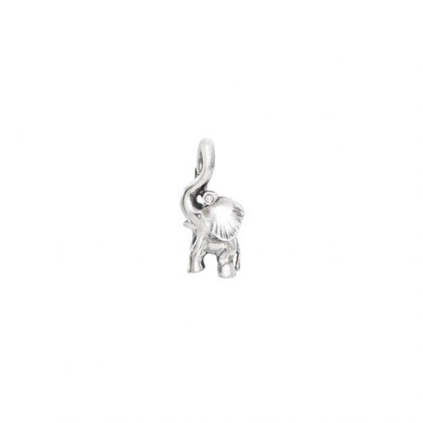 Ole Lynggaard sølv charm elephant - A1383-301