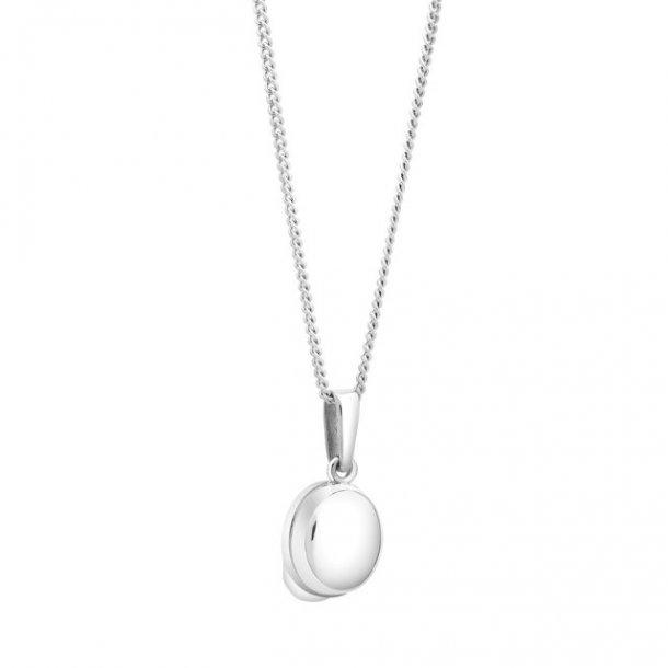 Siersbøl student halskæde sølv - A225 029