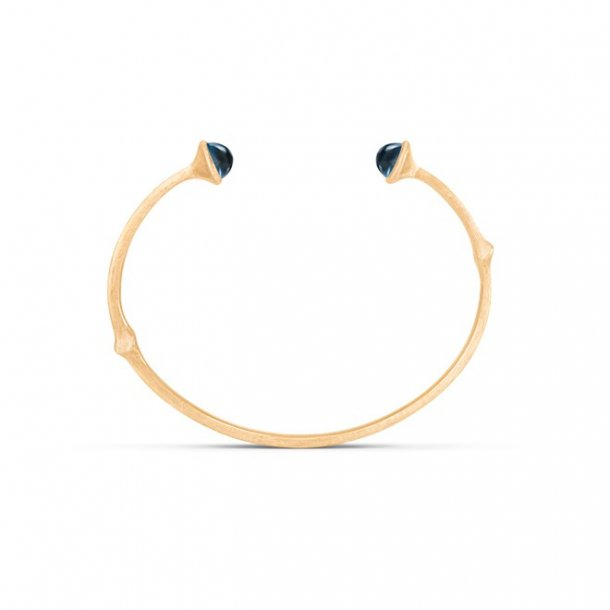 Ole Lynggaard Nature armring med London Topaz - A3029-408