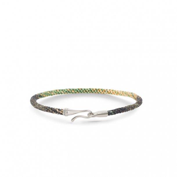 Ole Lynggaard Life armbånd - safari sølv - A3040-305