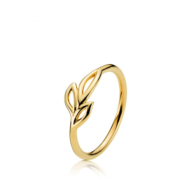 Izabel Camille Dreamy ring i forgyldt - a4152gs