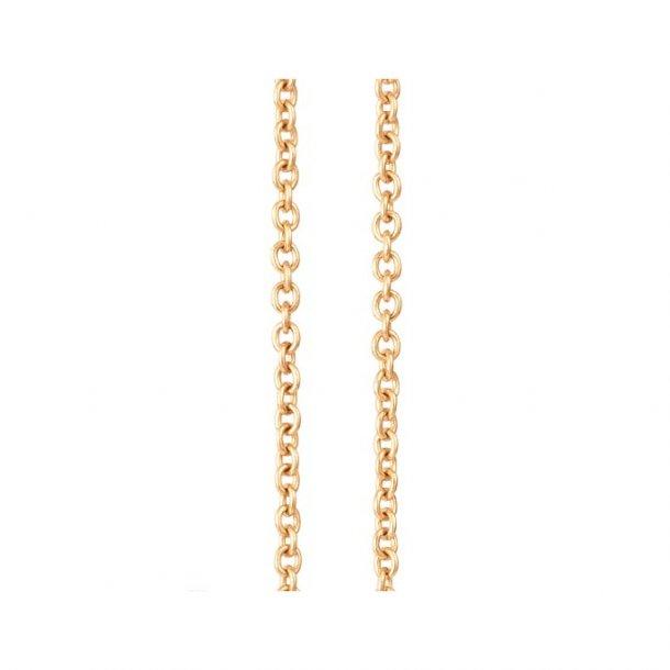 Ole Lynggaard anker kæde i 18 kt , 60 cm - C2017-408