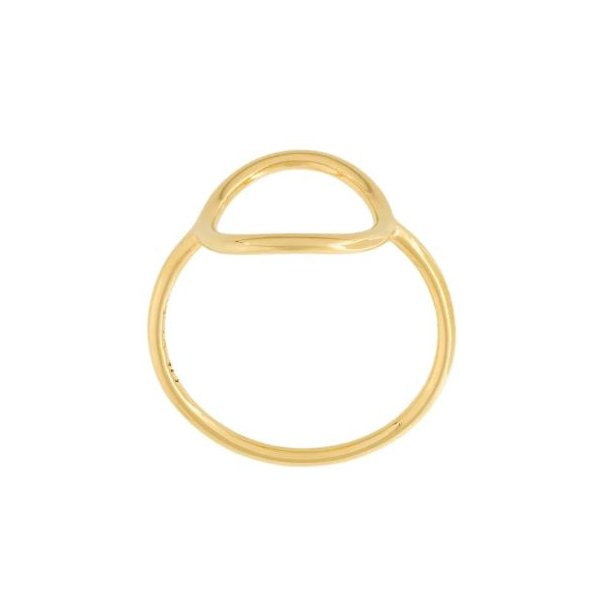 Maria Black Monocle ring - 520009