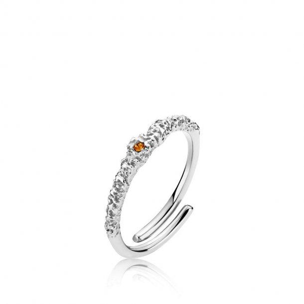 Sistie Silke ring i sølv - z4025sws