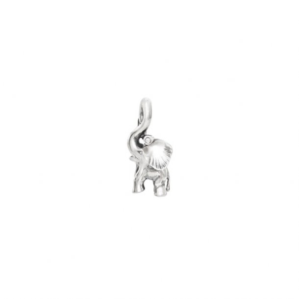 Ole Lynggaard Charm elephant - A1383-301