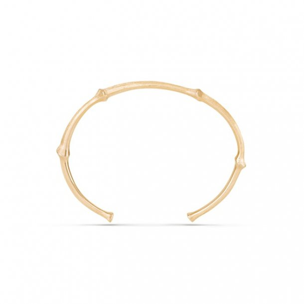 Ole Lynggaard Nature armring, 18kt rødguld - A3027-401