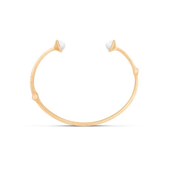 ole lynggaard Ole lynggaard nature armring med perle - a3029-412 ferskvandsp. 16 cm på brodersen + kobborg