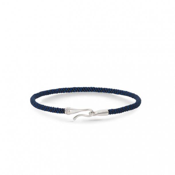 Ole Lynggaard Life sølv armbånd - midnight - A3040-306