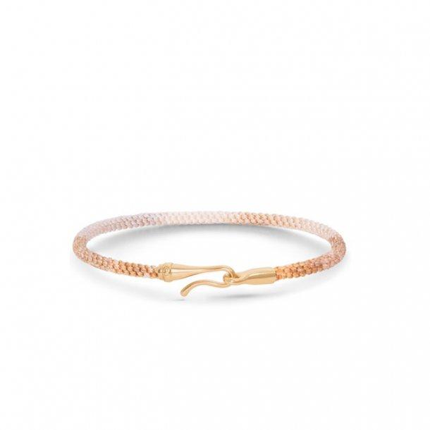 Ole Lynggaard Life armbånd - golden guld - A3040-403