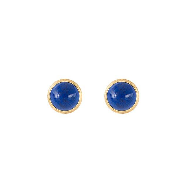 ole lynggaard – Ole lynggaard lotus ørestikkere, lapis lazuli - a3058-413 på brodersen + kobborg