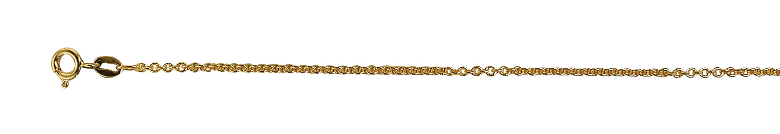 Aagaard Sølv kæde - 0342050-38
