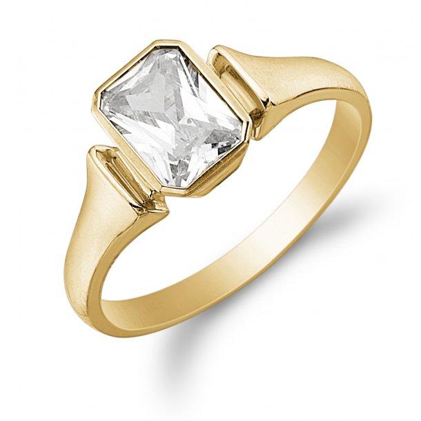 Aagaard 8 kt ring - 08621282-75