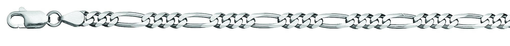 Aagaard Sølv armbånd - 1117150-21K 21 centimeter