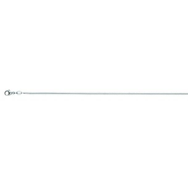 Aagaard Sølv kæde - 1130390-38
