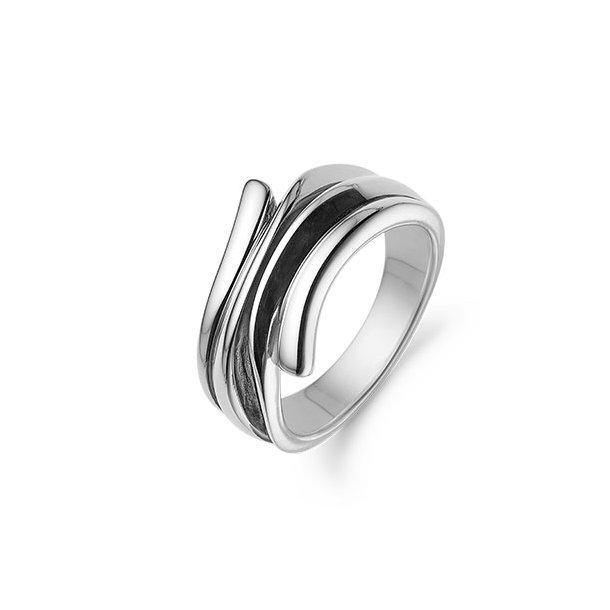 Aagaard sølv ring  - 11613426