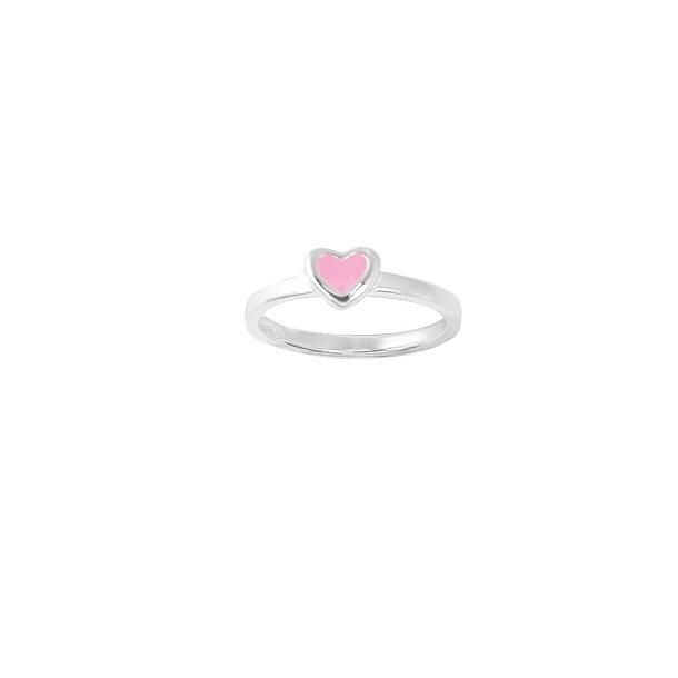 Aagaard sølv ring - hjerte - 11691753