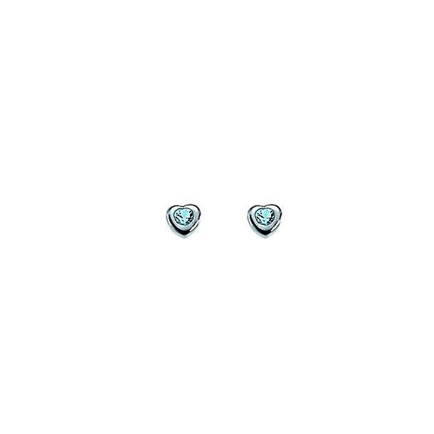 Aagaard Sølv ørestikker - 1192015-63Ø
