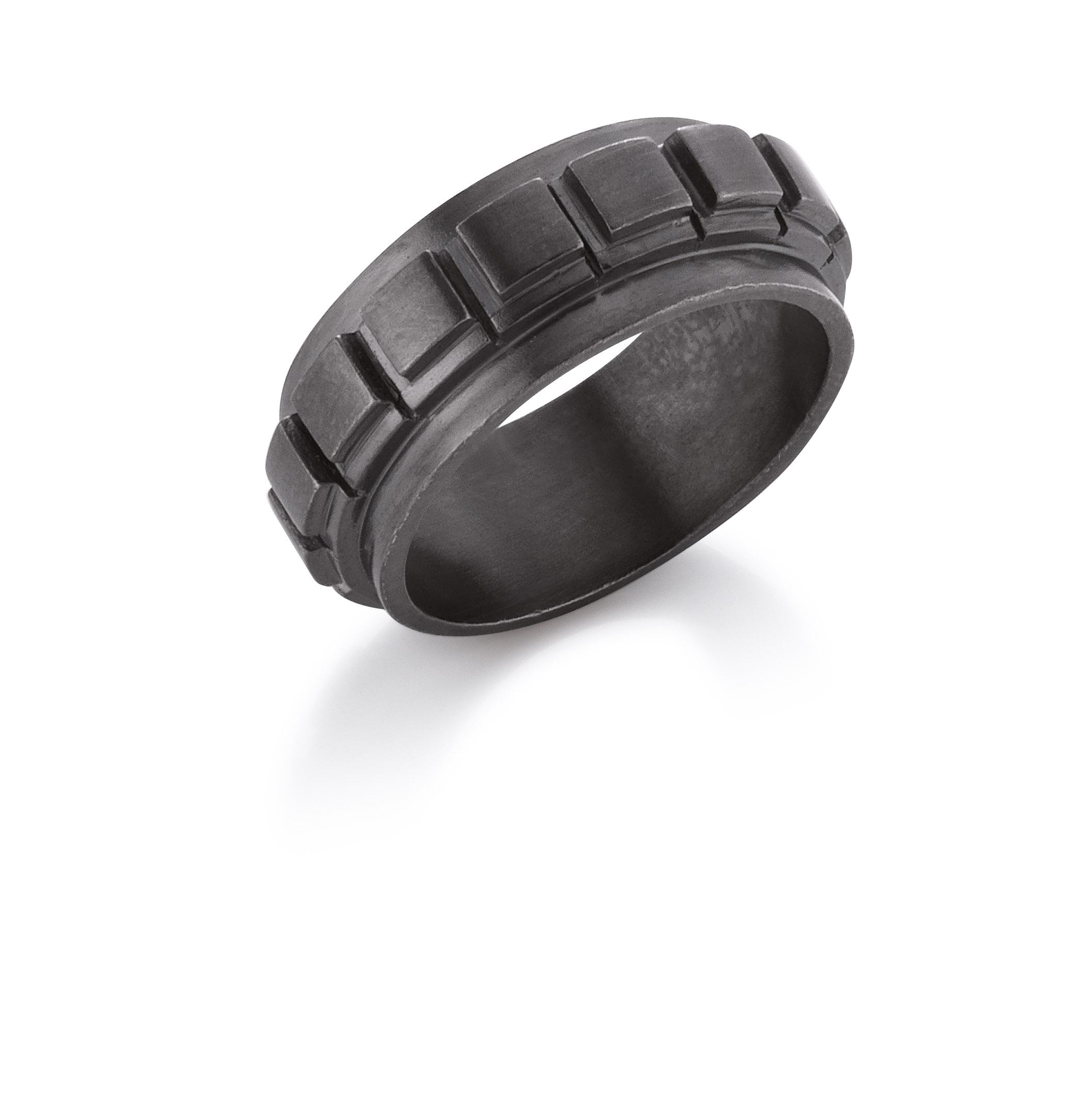 Aagaard Sølv oxyd. Ring - 22711512 Størrelse 70