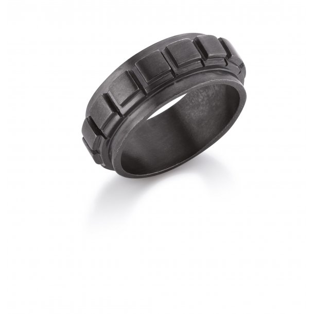 Aagaard Sølv oxyd. Ring - 22711512