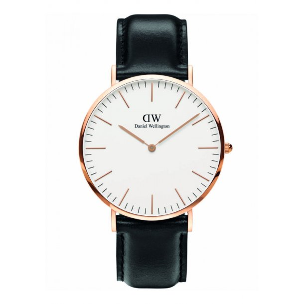Daniel Wellington Classic Cheffield 40 mm - ADW00100007