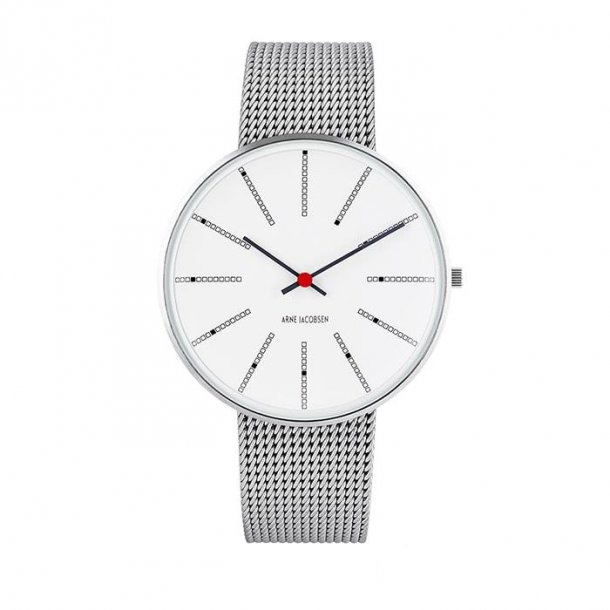 Arne Jacobsen Bankers ur 40mm - 53102-2008
