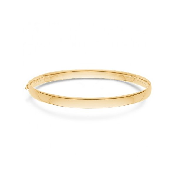 Mads Z Big Circlet armring 8kt guld - 3360105