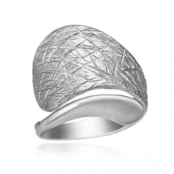 Blicher Fuglsang Sølv ring - 1251-00R