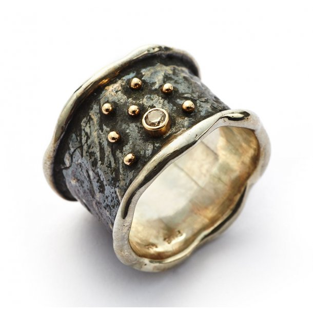 By Birdie Ring Starry Night - 50110043