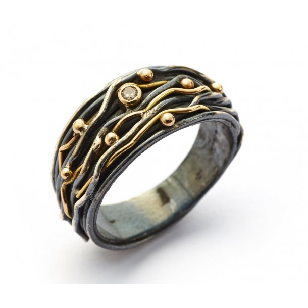 By Birdie Ring Ceres Wire - 50110051