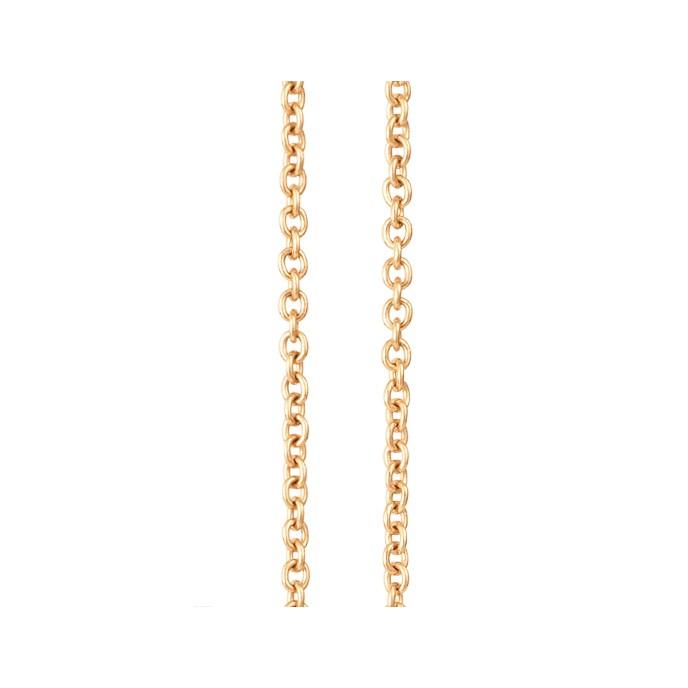ole lynggaard – Ole lynggaard 90 cm collier i 18kt. guld - c2017-407 på brodersen + kobborg