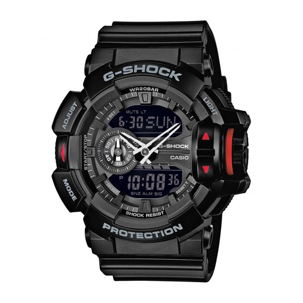 Casio G-Shock - GA-400-1BER