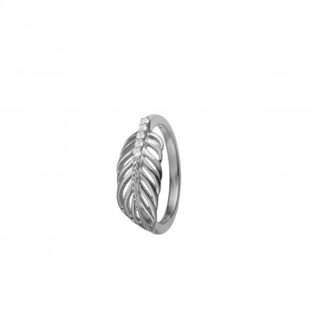 CHRISTINA Feather ring - 2.15A