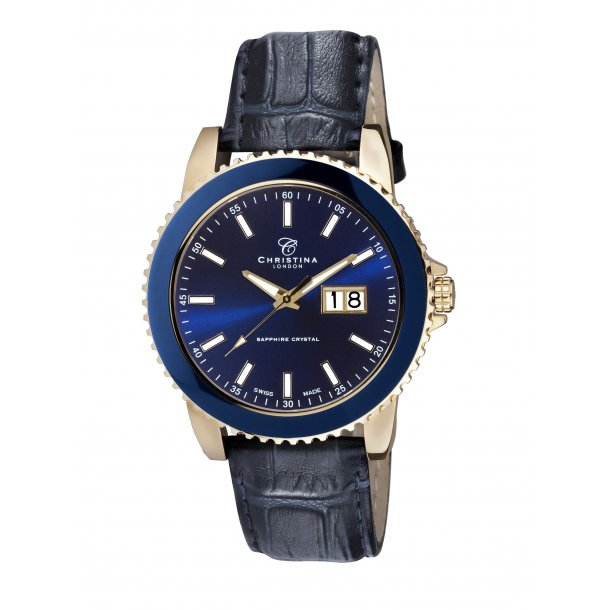 Christina Watches - 519GBB-GBLUE