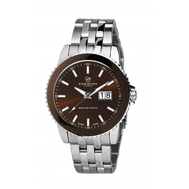 Christina Watches - 519SBR-SBROWN