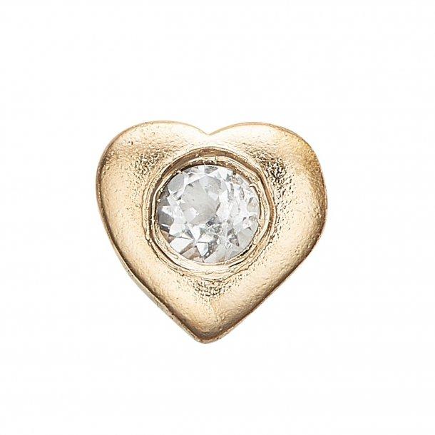 CHRISTINA Collect Topas Heart - 603-G1