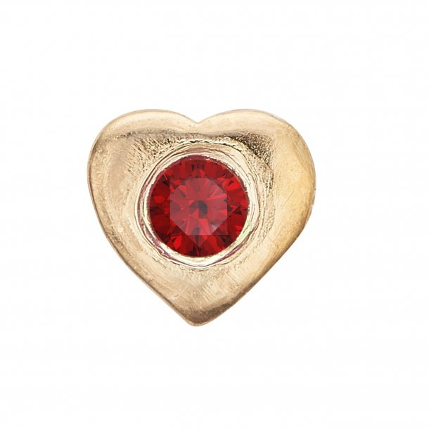 CHRISTINA Collect Ruby Heart - 603-G2