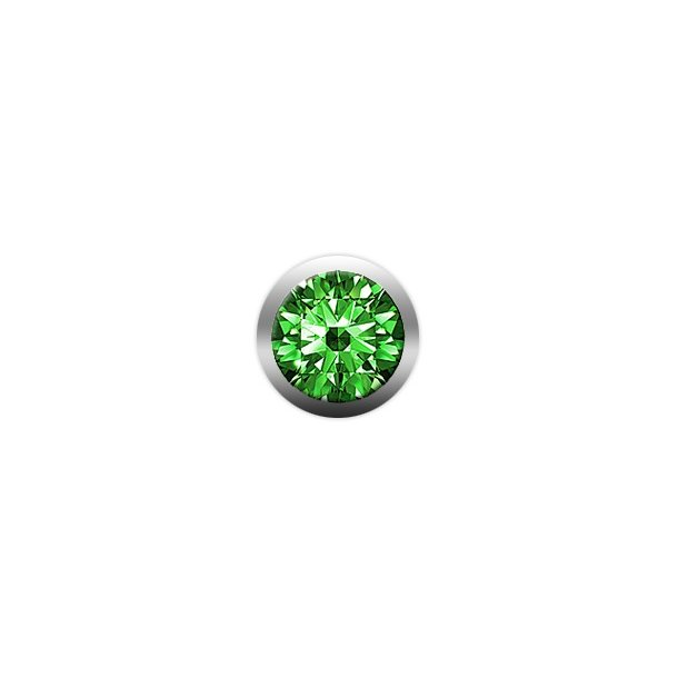 CHRISTINA Green Tsavorite - 603-GREEN
