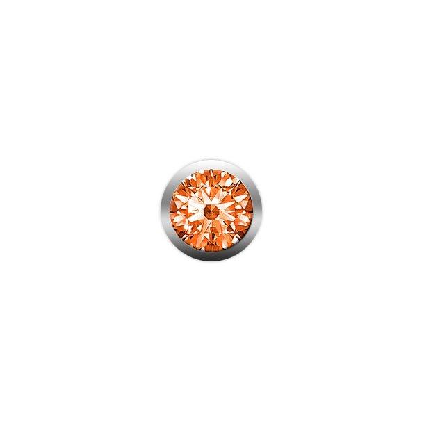 CHRISTINA Orange Sapphire - 603-ORANGE