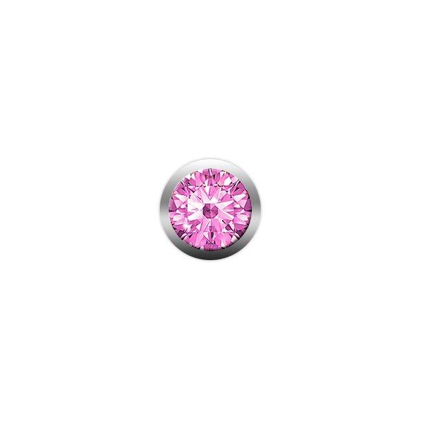 CHRISTINA Pink Sapphire gemstone - 603-PINK