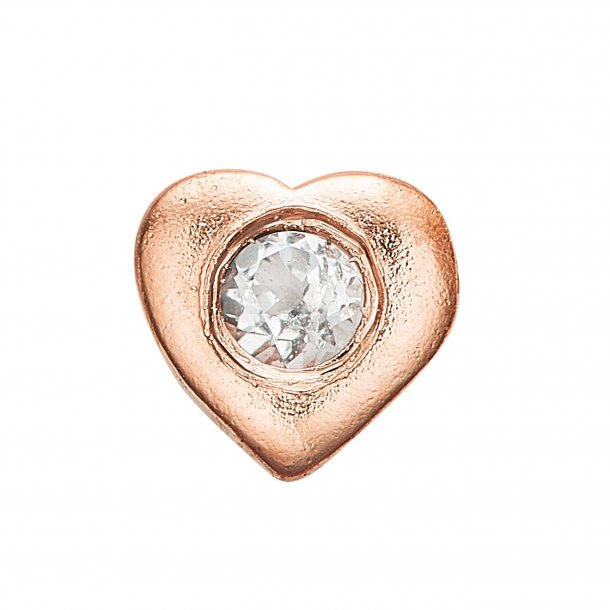CHRISTINA Collect Topaz Heart - 603-R1
