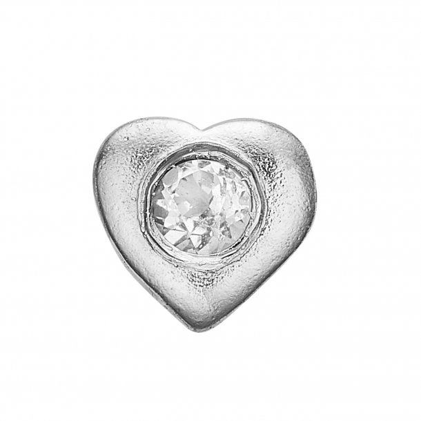 CHRISTINA Collect Topaz Heart - 603-S1