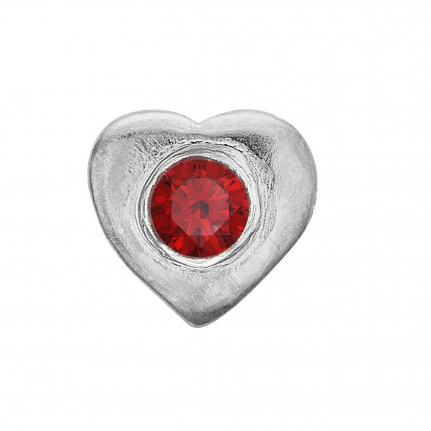 CHRISTINA Collect Ruby Heart - 603-S2