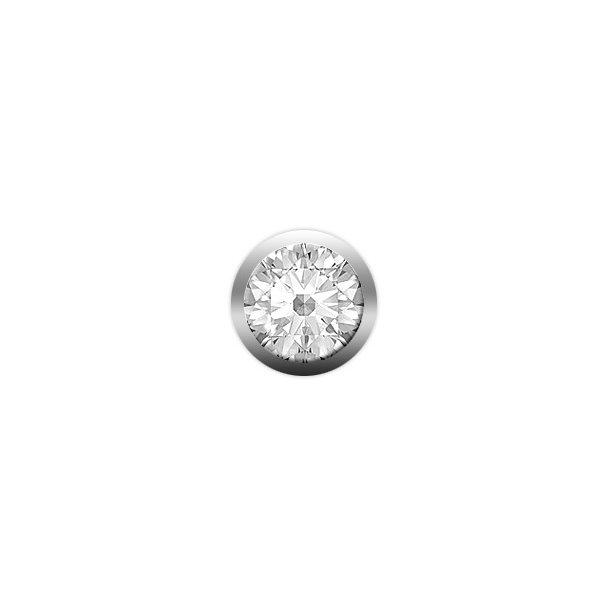 CHRISTINA Diamant - 603-WHITE