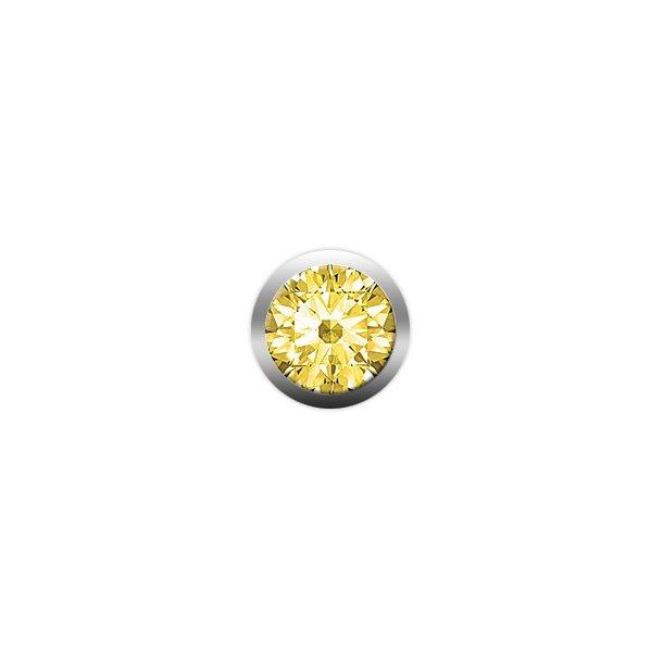 CHRISTINA Yellow sapphire - 603-YELLOW