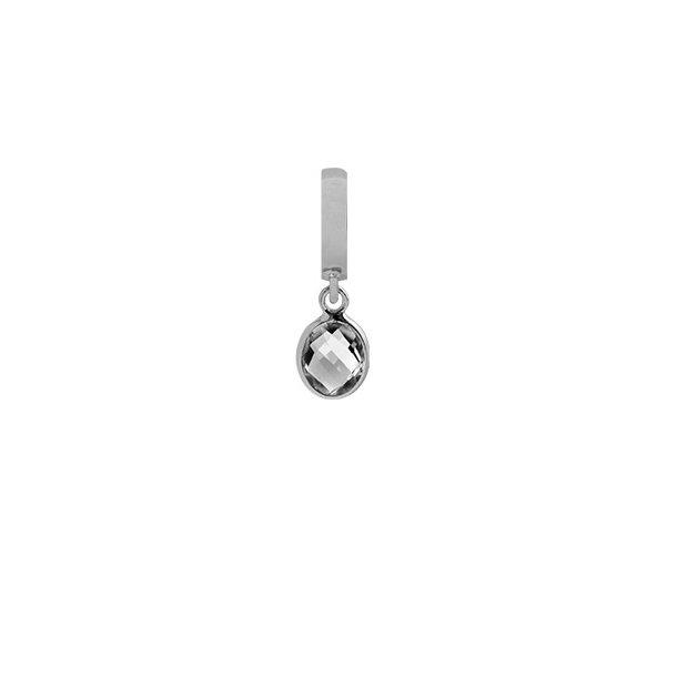 CHRISTINA Sølv White Topaz Dream - 610-S44TOPAZ