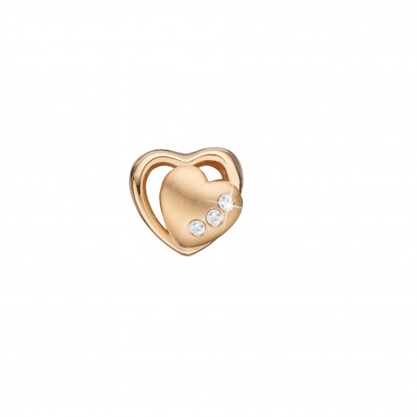 CHRISTINA 2-hearts - 623-G05