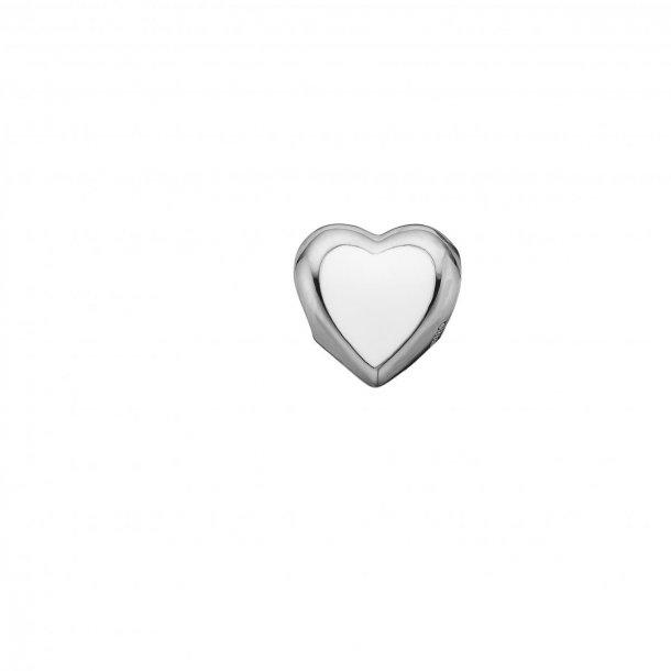 CHRISTINA, Big Enamel Heart - 623-S14