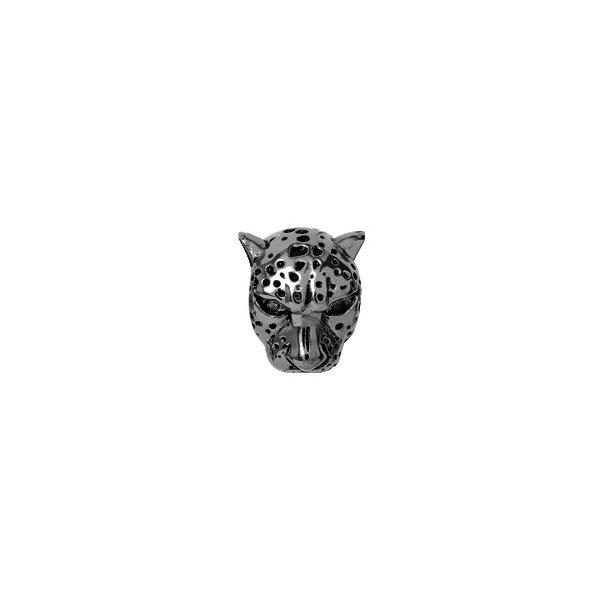 CHRISTINA Black Leopard - 630-B03